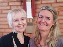 Gunnel Agrell Lundgren, Sanna Rogberg, Susanne Ericsson