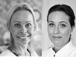 Annica NN, Gunnel Agrell Lundgren, Maria NN