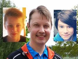 Daniel Wetterhall, Gunnel Agrell Lundgren, Jack Bossel, Love Ström