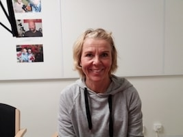 Lena Hjelmérus, Minna Fahlström