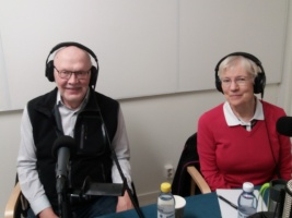 Carl-Olof Strand, Eva Blommegård, Gösta Sjögren, Lena Hjelmérus