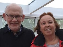 Ann Sandin-Lindgren, Carl-Olof Strand