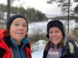 Ann Sandin-Lindgren, Catarina Johansson Nyman