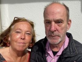 Ann Sandin-Lindgren, Leif Bratt