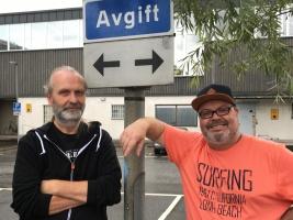 Ann Sandin-Lindgren, Niklas Wennergren, Ulf Bejerstrand