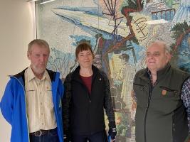 Ann Sandin-Lindgren, Bernt Karlsson, Charlotte Gyllner, Kjell Springer