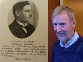 Ann Sandin-Lindgren, Bernt Karlsson, Gunnar Carlsson, Jessie Navin