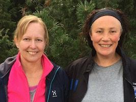 Ann Sandin-Lindgren, Elisabeth Johansson, Tina Qvist