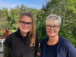 Catarina Johansson Nyman, Jessica Westling, Marie Linder