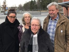 Ann Sandin-Lindgren, Barbro Sundell, Christina Lindström, Lisa Nilsson, Thomas Bokö