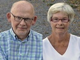 Carl-Olof Strand, Gunnel Agrell Lundgren
