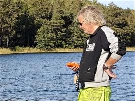 Björn Bergström, Christer Welin, Gunnel Agrell Lundgren, Linnea Stake