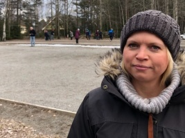 Catarina Johansson Nyman, Denise Persson