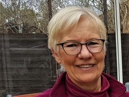 Eva Blommegård, Gunnel Agrell Lundgren