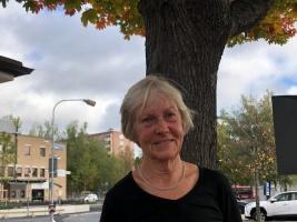 Catarina Johansson Nyman, Irene Ándersson