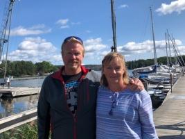 Catarina Johansson Nyman, Jonas Henriksson, Madeleine Rosenqvist