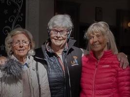 Ann-Cathrine Bergman, Gertrud Ternblad, Gunnel Agrell Lundgren, Lars Ternblad