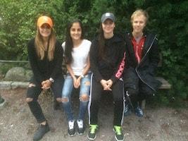 Daniel Bjerkén, Hampus Sethfors, Johanna Lind, Lawlaw Nazeri, Niklas Wennergren, Violina Naoum