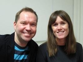 Fredrik Saweståhl, Jenny Linné, Leif Bratt