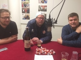 Mathias Tauberman, Niclas Liberg, Niklas Wennergren, Peter Sjunnesson