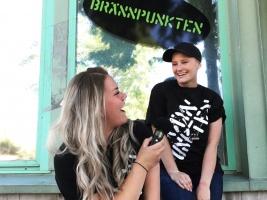 Amanda Holmlund, Hanna Lindgren, Marika Holm