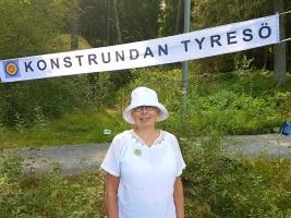 Gunnel Agrell Lundgren, Lisa Malmgren