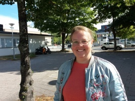 Karolina Palmberg, Lena Hjelmérus
