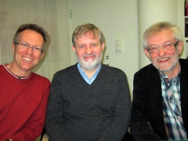 Kristjan Vaigur, Leif Bratt, Mats Fält, Niclas Jonsson