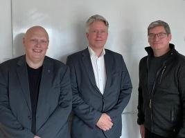 David Lång, Henrik Mellström, Per Carlberg, Tony Björklund