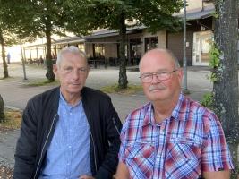 Ann Sandin-Lindgren, Lars Alvarsjö, Tommy Hansson