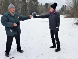 Gunnel Agrell Lundgren, Lars Ternblad