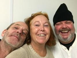 Ann Sandin-Lindgren, Leif Bratt, Niklas Wennergren