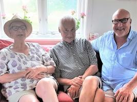 Gunnel Agrell Lundgren, Håkan Fürst, Lena Rozkalns Fürst, Lennart Fürst