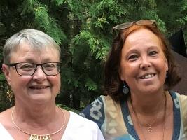 Ann Sandin-Lindgren, Lena Hjelmérus