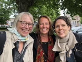 Catarina Johansson Nyman, Lena Pålsson, Åsa Myhr