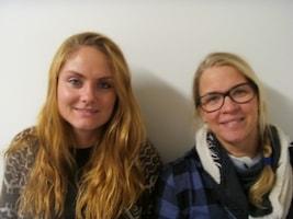 Jessica Westling, Johanna Lavett, Lena Hjelmérus