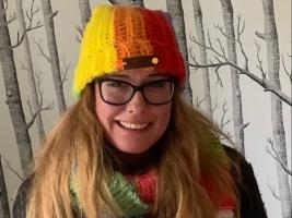 Lelle Wiborgh, Linnea Ahrlin