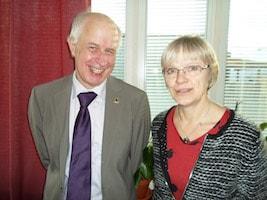 Inger Gemicioglu, Leif Glimester, Lisbeth Trönnberg