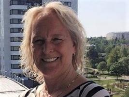 Ann Sandin-Lindgren, Maj Ingels