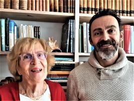 Gunnel Agrell Lundgren, Margareta Hedin, Miguel Escribano