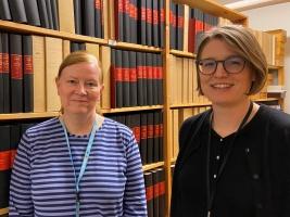 Ann Sandin-Lindgren, Eva Joelsson, Maria Bring