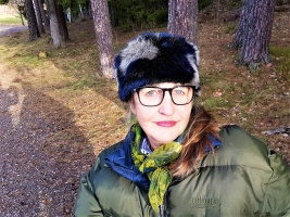 Gunnel Agrell Lundgren, Maria Knihtilä
