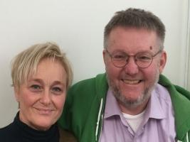 Ann Sandin-Lindgren, Marie Åkesdotter, Peter Bylund