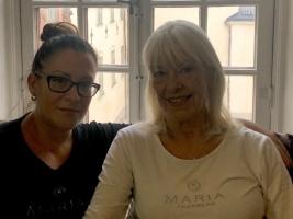 Catarina Johansson Nyman, Monica Palmberg, Veronica Anglevik