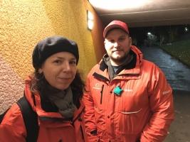 Ann Sandin-Lindgren, Thérese Dahlén, Tomas Stjernenfall