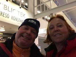 Ann Sandin-Lindgren, Niklas Wennergren