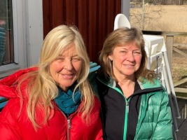 Anette Berg, Catarina Johansson Nyman, Pia Hedberg