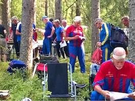Bengt Andersson, Calle Carlin, Elisabeth Carlin, Gunnel Agrell Lundgren, Inger Andersson, Marie-Louise Johansson, Ritva Ekberg, SO Johansson