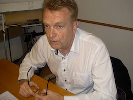 Tomas Magnusson, Åke Sandin