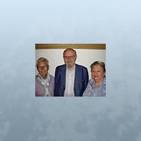 Birgitta Rova, Kjell Nilsson, Lilian Nordfeldt